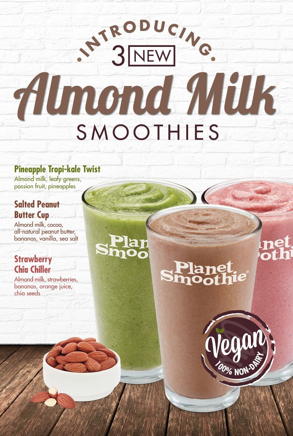 Planet Smoothie Recipes  Planet Smoothie