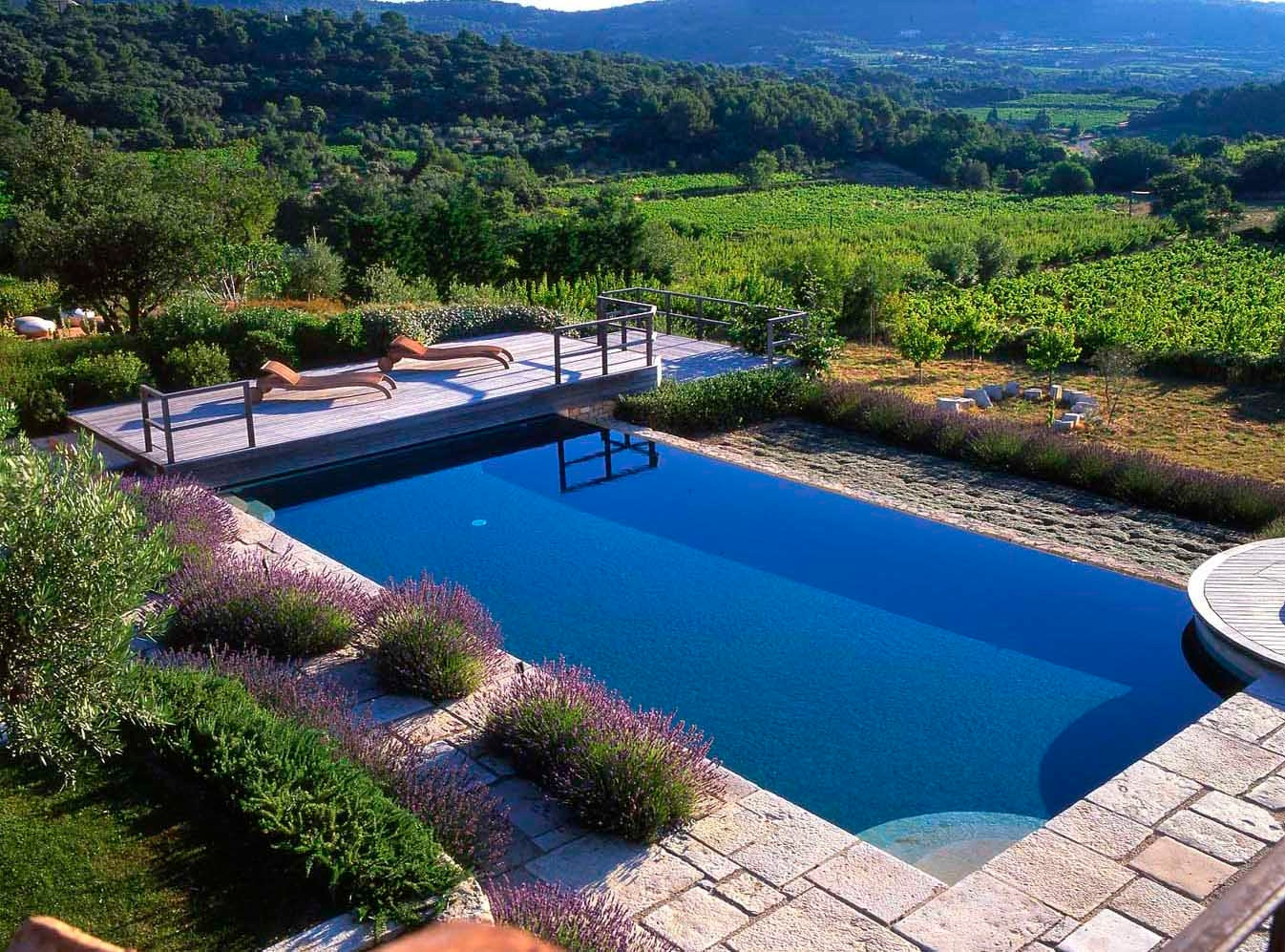 Pool Landscape Design  28 Pool Landscape Designs Decorating Ideas