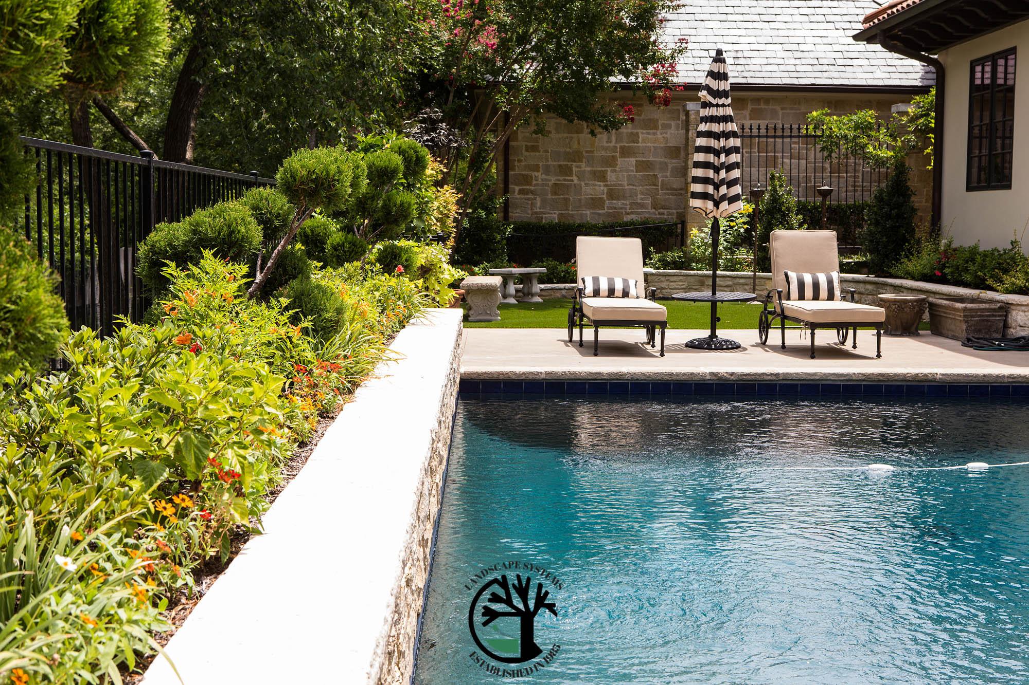 Pool Landscape Design  Landscape Design Southlake Texas 28 of 30 Landscape