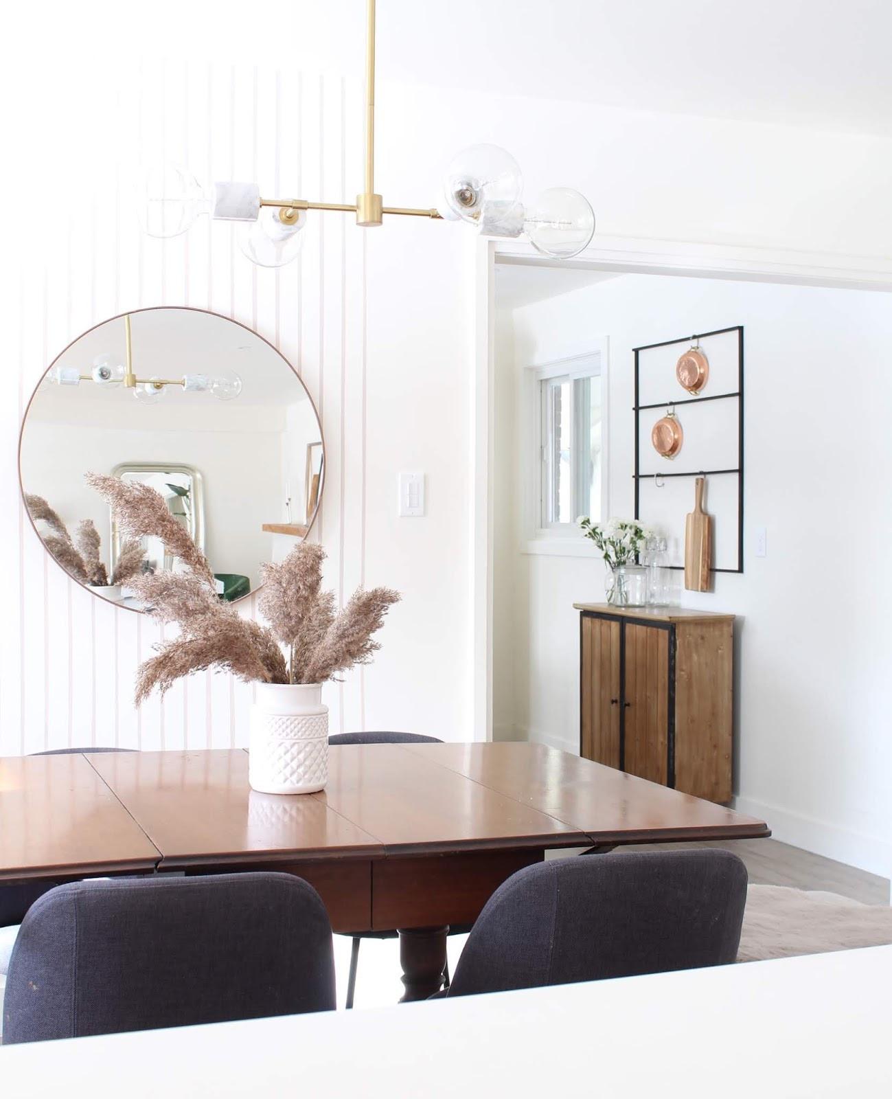 Pot Rack DIY  DIY Wall Mounted Pot Rack Harlow & Thistle Home Design