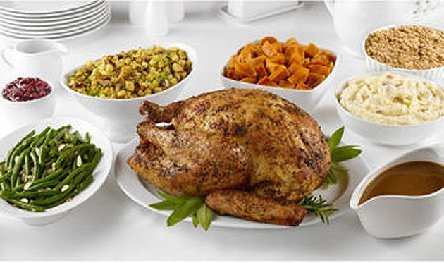 Pre Cooked Thanksgiving Dinner Walmart 2020  Top 30 Walmart Pre Cooked Thanksgiving Dinners Best Diet
