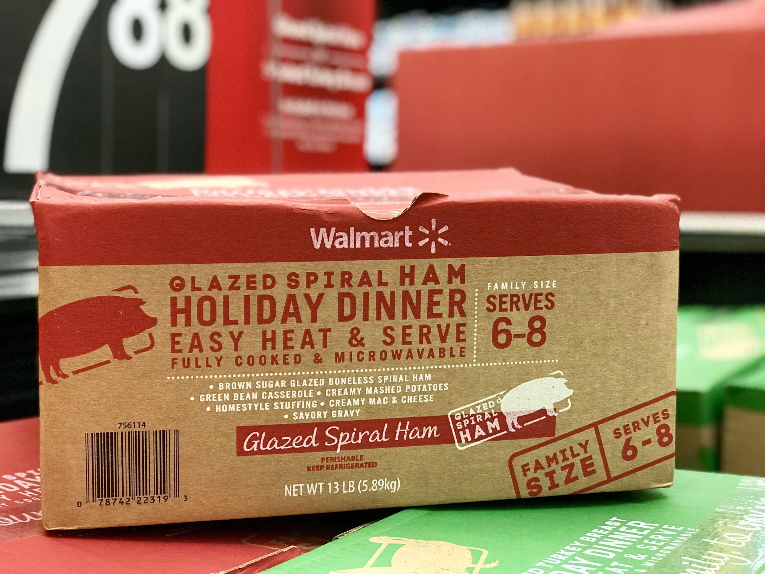 Pre Cooked Thanksgiving Dinner Walmart 2020  Best 21 Walmart Christmas Dinners Most Popular Ideas of