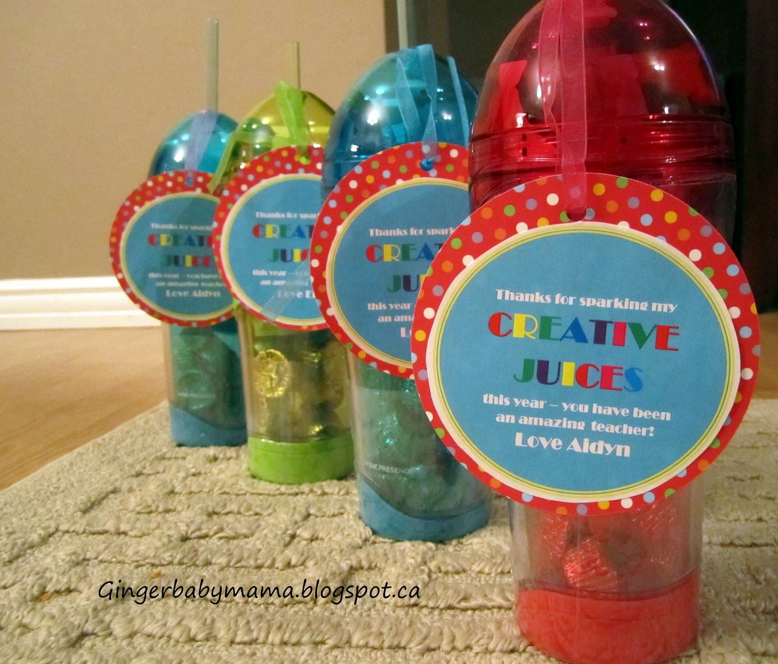 Preschool Graduation Gift Ideas From Teacher  GingerBabyMama Kindergarten Graduation Presents