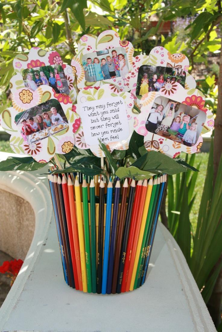 Preschool Graduation Gift Ideas From Teacher  87 best kids School teachers ts images on Pinterest