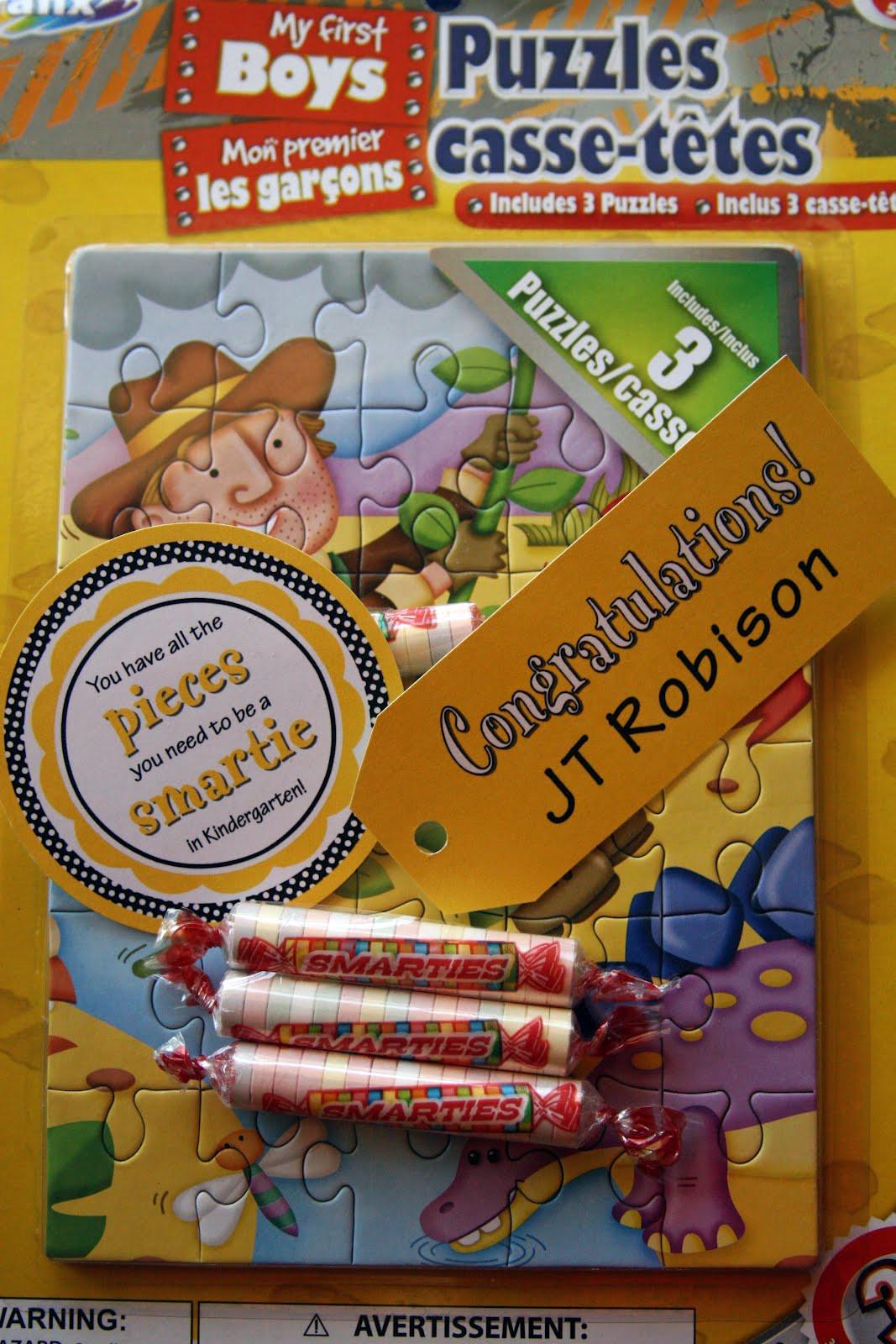 Preschool Graduation Gift Ideas From Teacher  Paper Perfection Preschool Graduation Gift