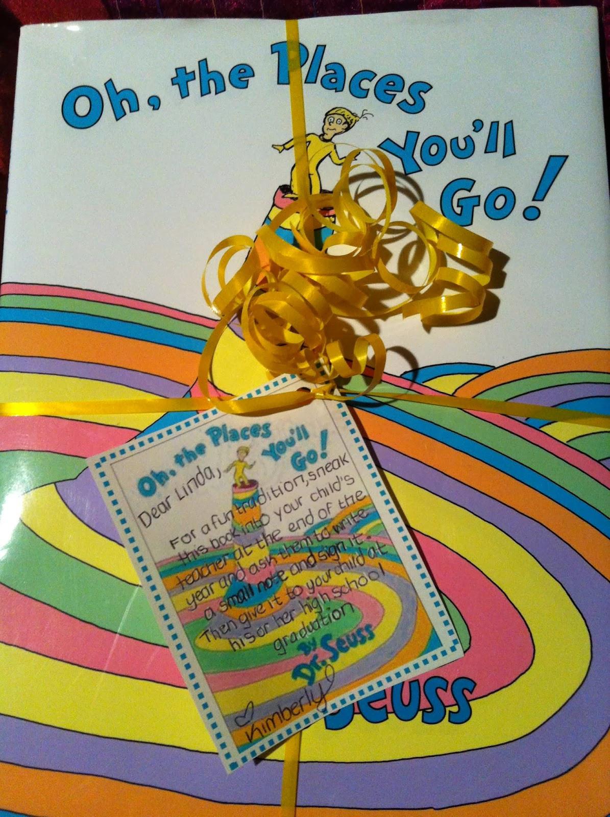 Preschool Graduation Gift Ideas From Teacher  Little Mrs Preschool Baby Shower and Graduation Gift Idea
