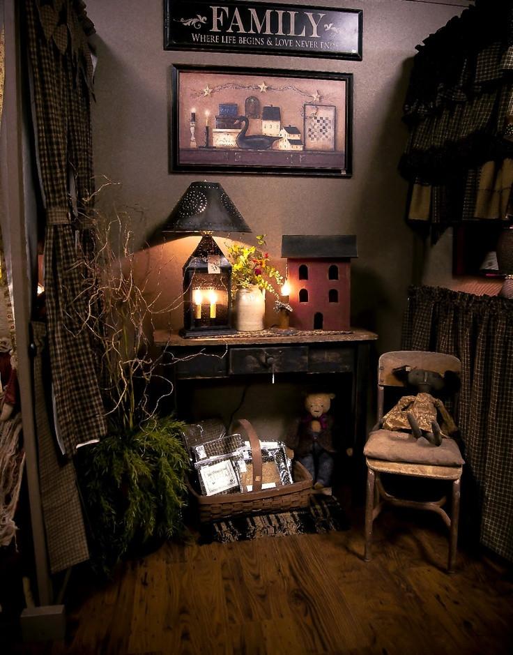Primitive Kitchen Wall Decor  114 best Primitive Candles images on Pinterest