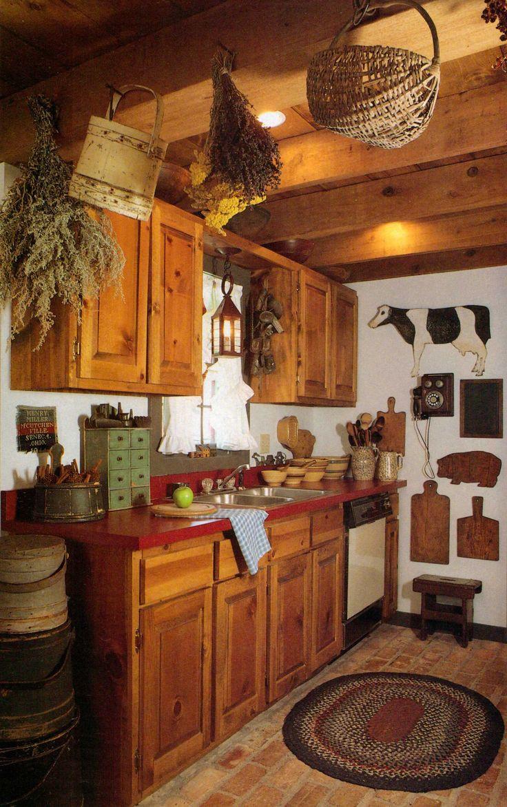 Primitive Kitchen Wall Decor  3011 best Primitive Decorating images on Pinterest