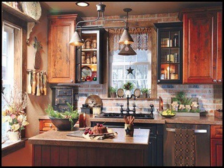 Primitive Kitchen Wall Decor  Primitive Kitchen variety home decor