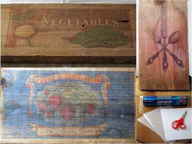 Printing On Wood DIY  How To Print s Wood Do It Yourself Fun Ideas