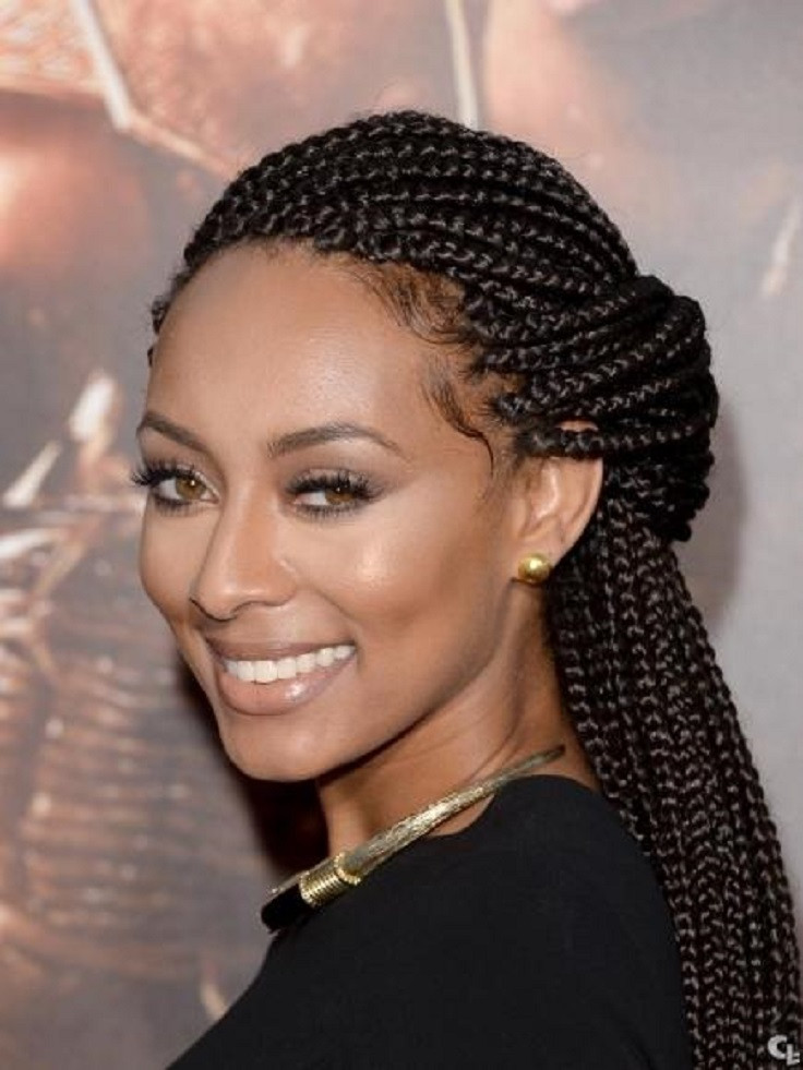 Professional Braids Hairstyles  Top 10 Genuious Protective Hairstyles to Try Top Inspired