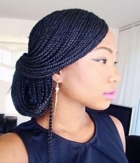 Professional Braids Hairstyles  50 Trendy Box Braids Hairstyles