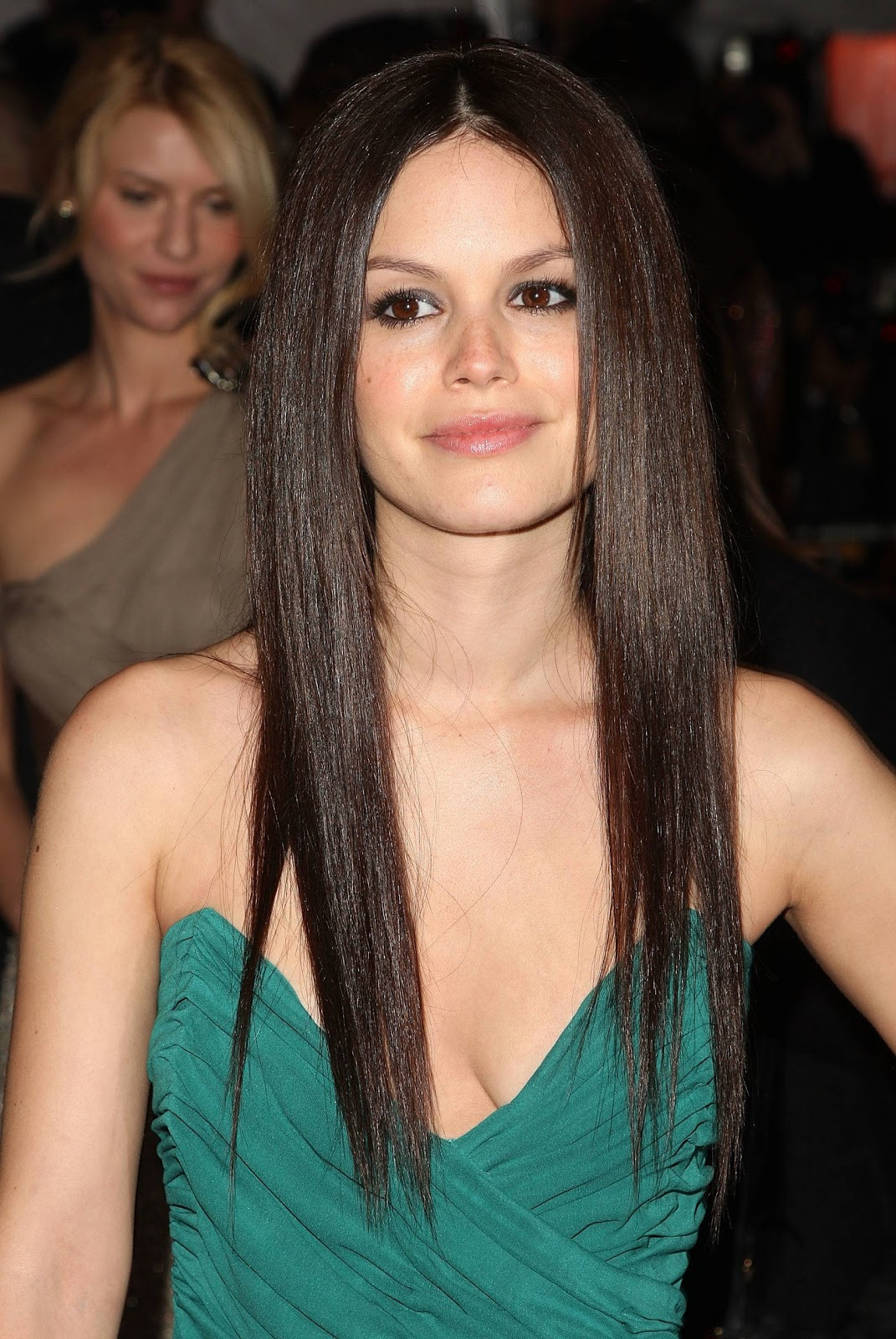 Prom Hairstyles Straight Hair  New straight hairstyles for prom Prom Hairstyles
