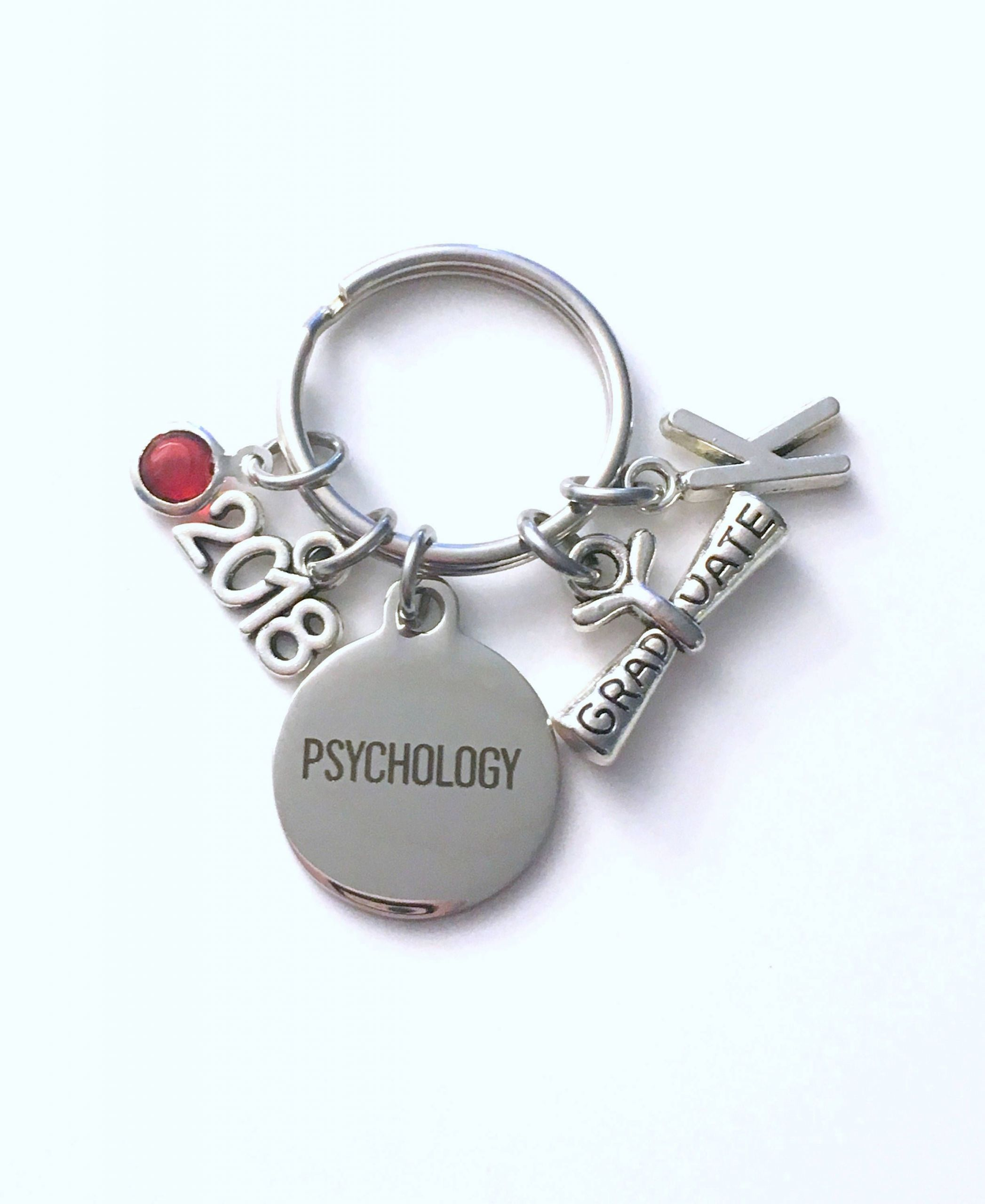 Psychology Graduation Gift Ideas  Graduation Gift for Psychology Keychain 2019 Psychologist