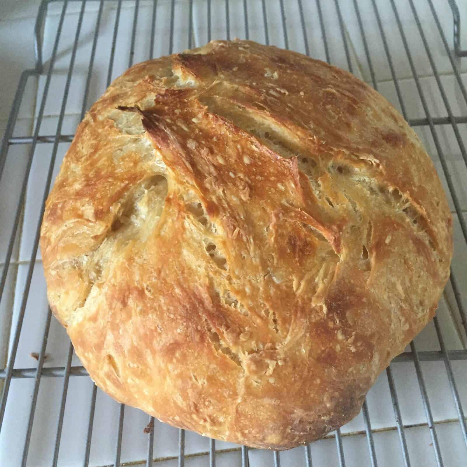Quick Easy Bread Recipe  Quick & Simple Homemade Bread Recipe