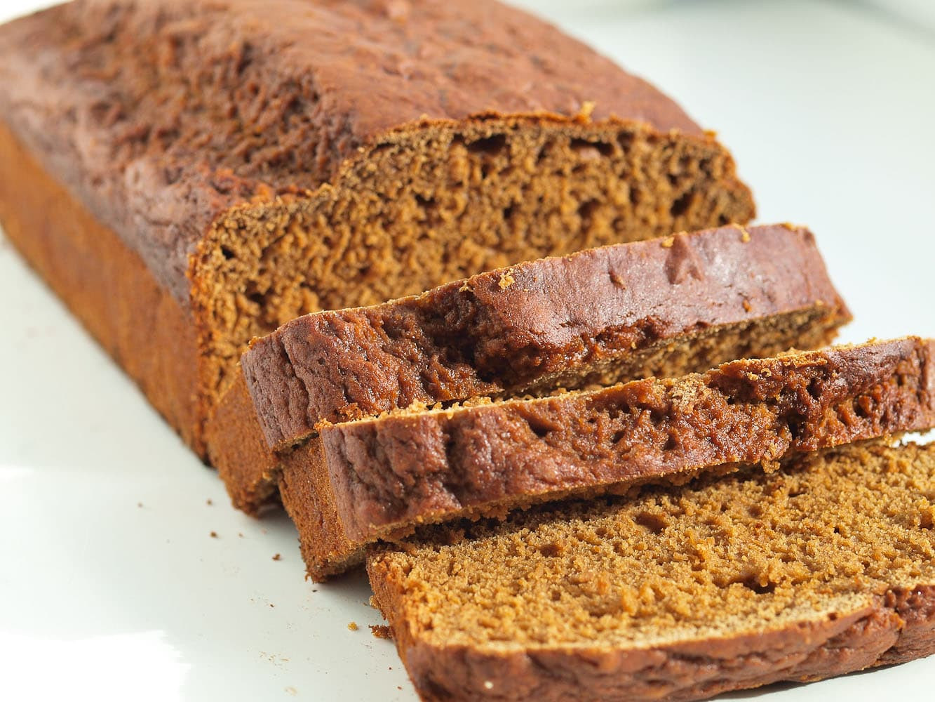 Quick Easy Bread Recipe  Whole Wheat Molasses Quick Bread & TODAY Food Club Happy