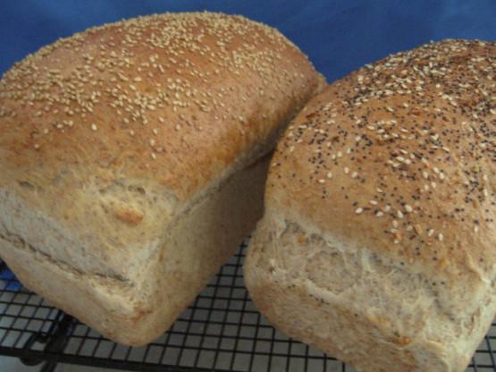 Quick Easy Bread Recipe  Quick And Easy Homemade Bread Recipe Genius Kitchen