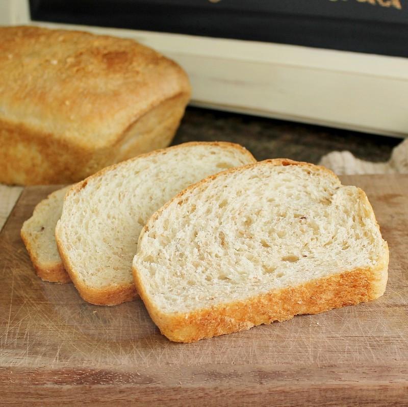 Quick Easy Bread Recipe  Quick Homemade Sandwich Bread