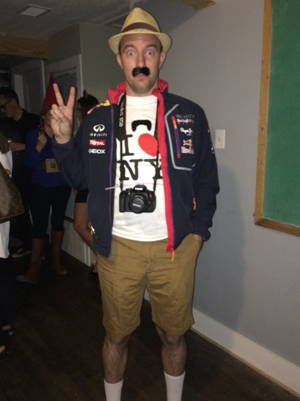 Quick Easy DIY Halloween Costumes Adults  19 Easy DIY Adult Costumes C R A F T