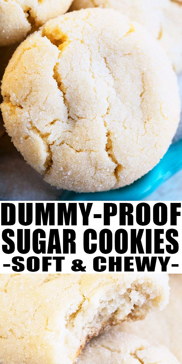 Quick Easy Sugar Cookies  EASY SUGAR COOKIES RECIPE Quick and easy homemade with