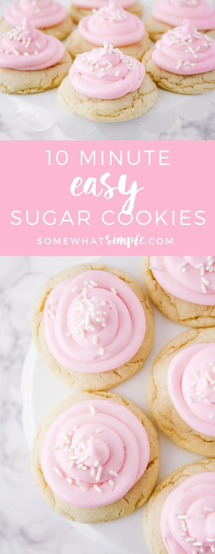 Quick Easy Sugar Cookies  Easy Sugar Cookies Recipe