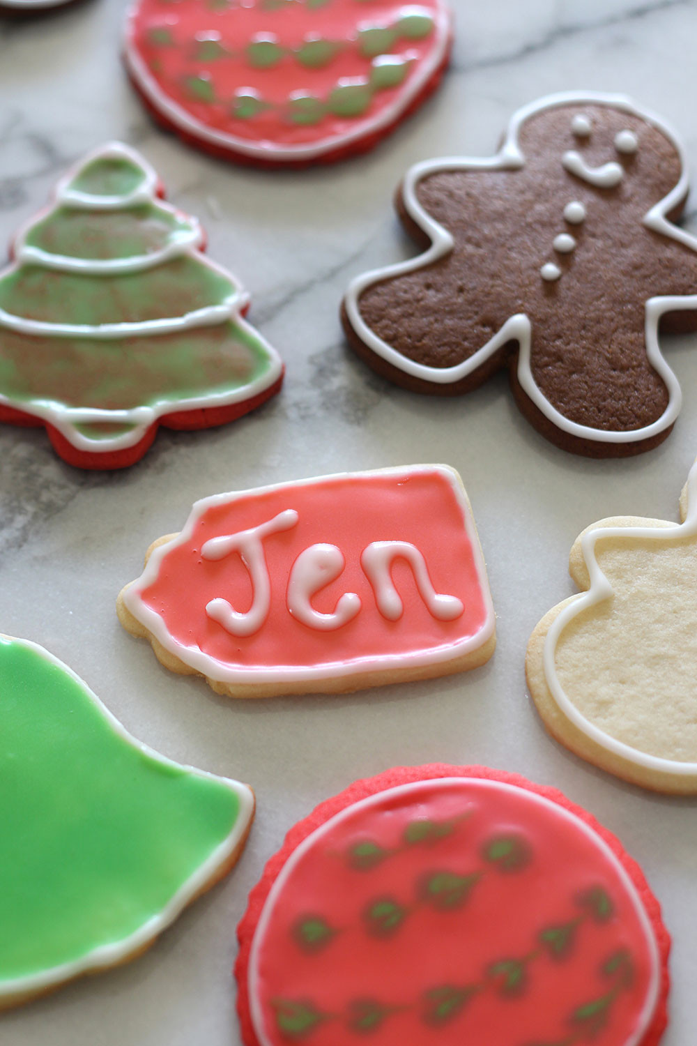 Quick Easy Sugar Cookies  Easy Cut Out Sugar Cookies with Icing Handle the Heat