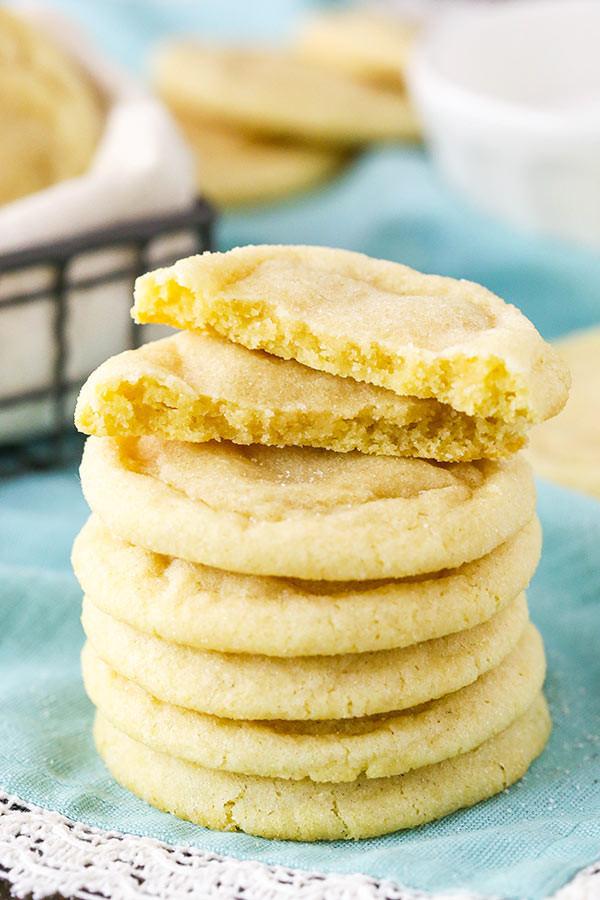 Quick Easy Sugar Cookies  Easy Sugar Cookie Recipe
