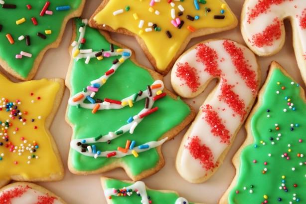 Quick Easy Sugar Cookies  Easy Sugar Cookie Recipe Food