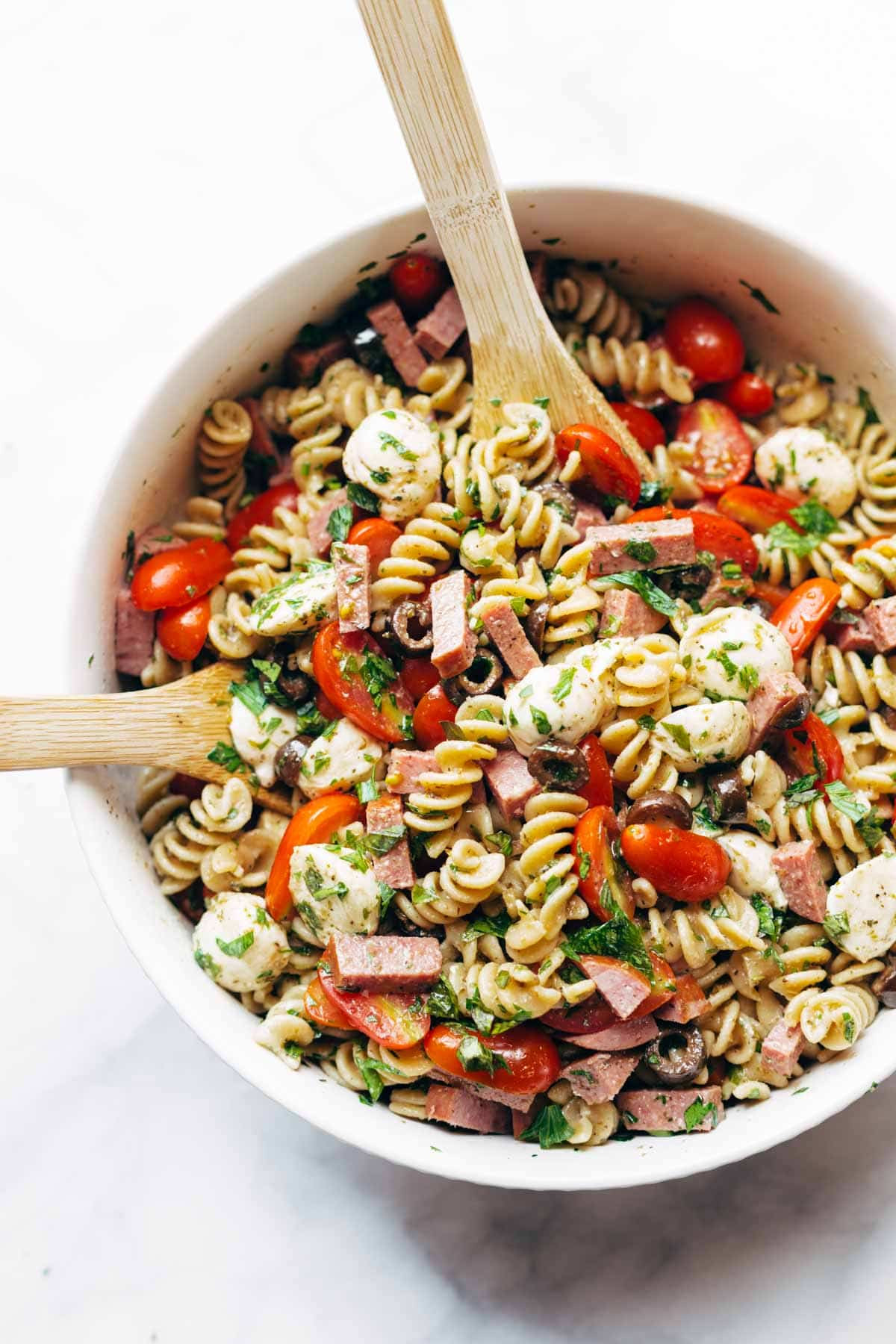 Quick Italian Recipes  Best Easy Italian Pasta Salad