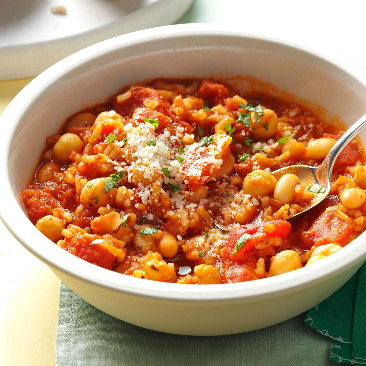 Quick Italian Recipes  Quick Italian Veggie Skillet Recipe