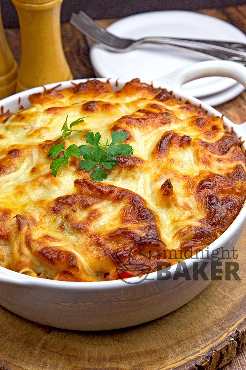 Quick Italian Recipes  This Easy Italian Casserole Recipe Is Sure To Be A Hit