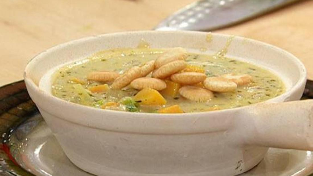 Rachael Ray Winter Vegetable Chowder  Ve able Chowder