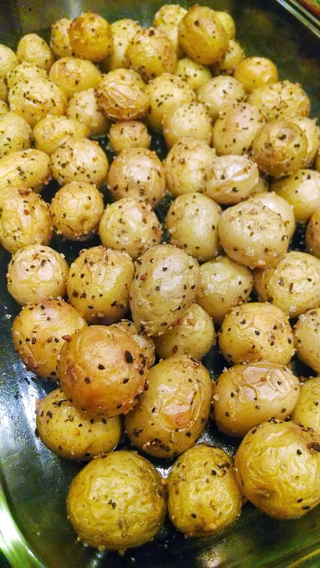 Roasted Baby Gold Potatoes  Roasted Baby Yellow Dutch Potatoes