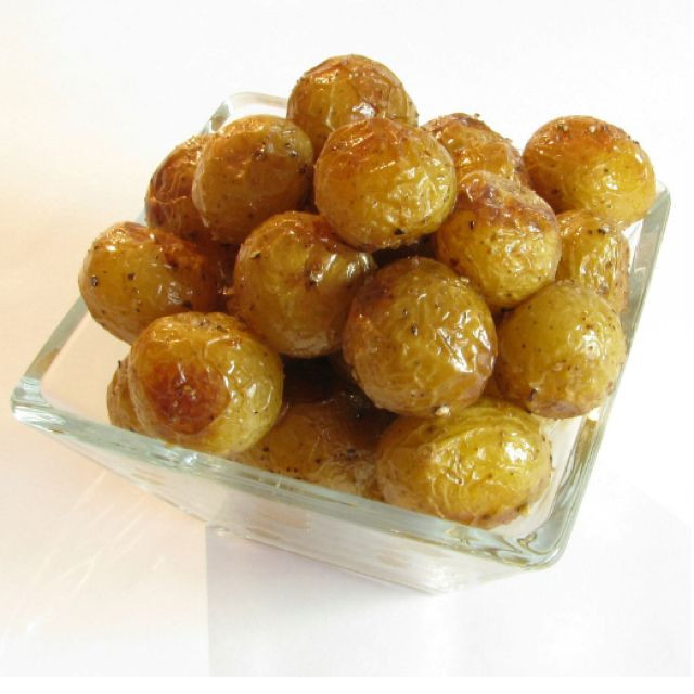 Roasted Baby Gold Potatoes  Baby Dutch Yellow Potatoes