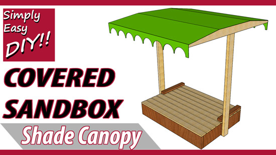 Sandbox Plans DIY  15 Fun DIY Sandbox For Your Kids To Play In – Home And