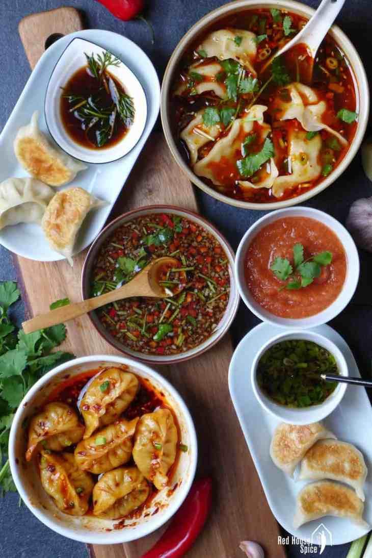 Sauce For Dumplings  Six dumpling sauces Ultimate Dumpling Guide part 5 – Red
