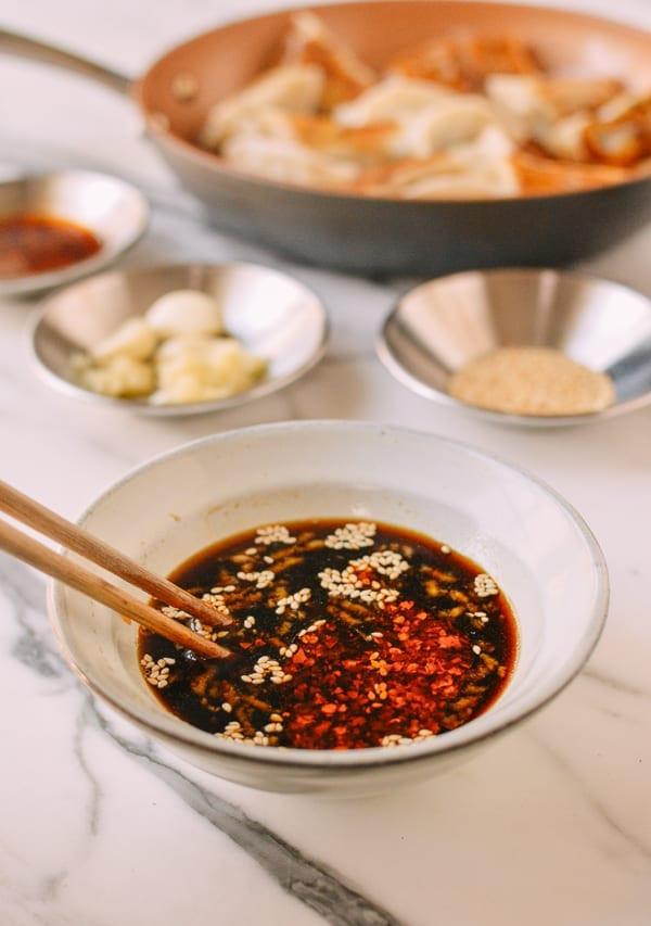 Sauce For Dumplings  The Perfect Dumpling Sauce Recipe The Woks of Life