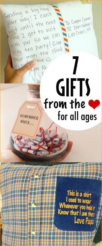 Sentimental Gift Ideas For Boyfriend  The 25 best Sentimental ts ideas on Pinterest
