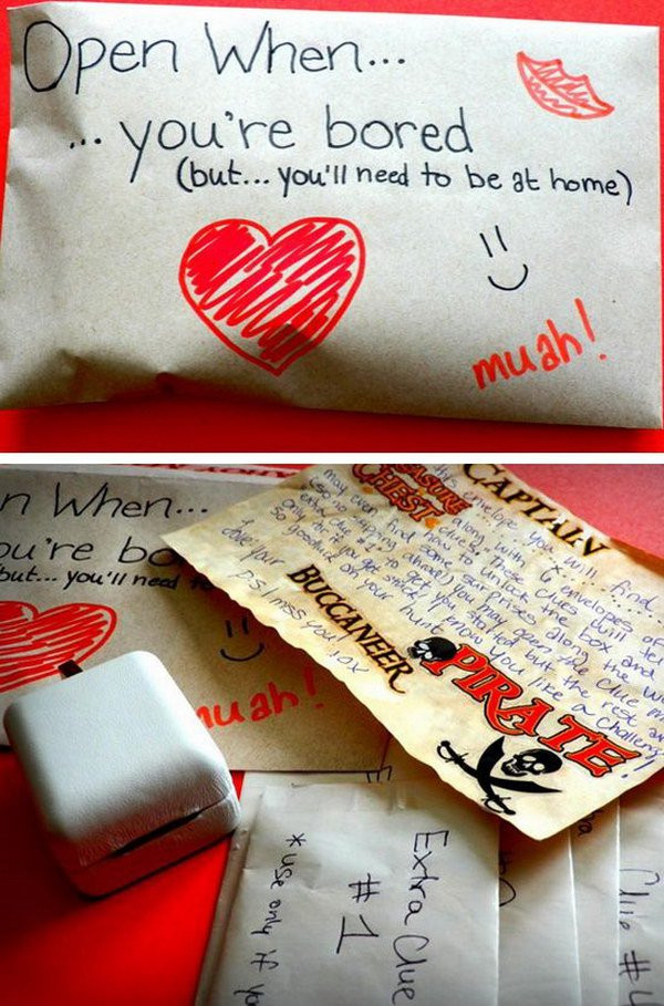 Sentimental Gift Ideas For Boyfriend  21 DIY Romantic Gifts For Boyfriend To Follow This Year