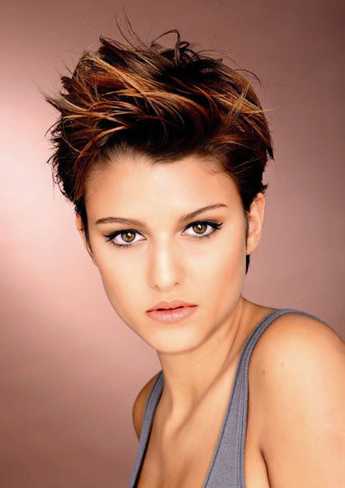 Short Cool Hairstyles  24 Cool and Easy Short Hairstyles