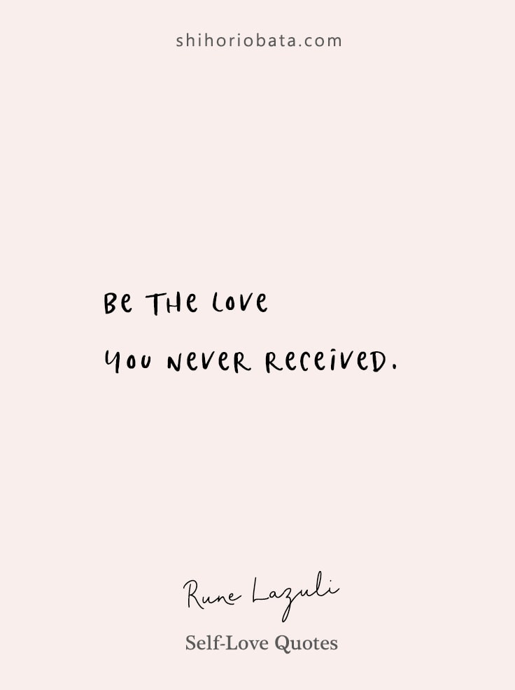 Short Self Love Quotes  20 Self Love Quotes for a Beautiful Life