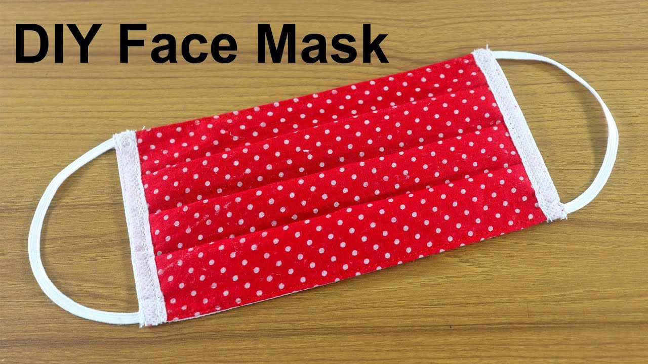 Simple DIY Face Masks  DIY Face Mask at Home 💙 How to Make Face Mask ☔ Awesome