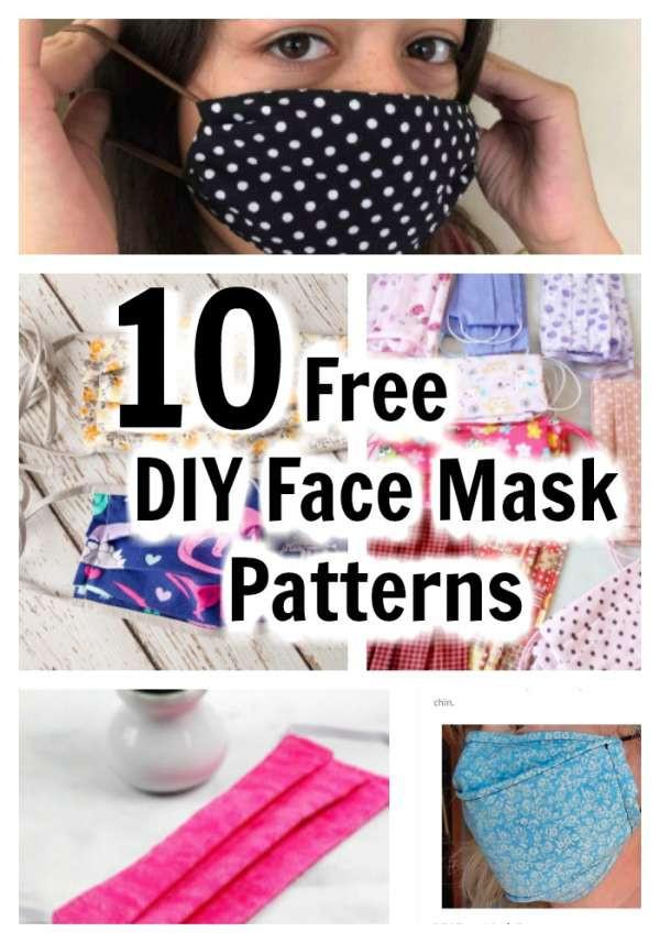 Simple DIY Face Masks  10 DIY Face Masks You Can Make – In Crafts