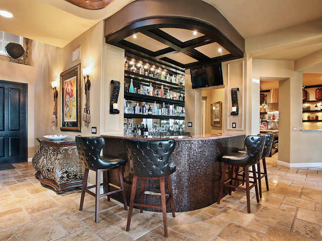 Small Bar For Living Room  Living room and family small bar design