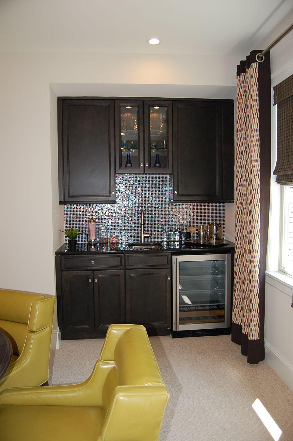 Small Bar For Living Room  ARH CAMDEN 1212 MODEL BC101 Bonus room wet bar
