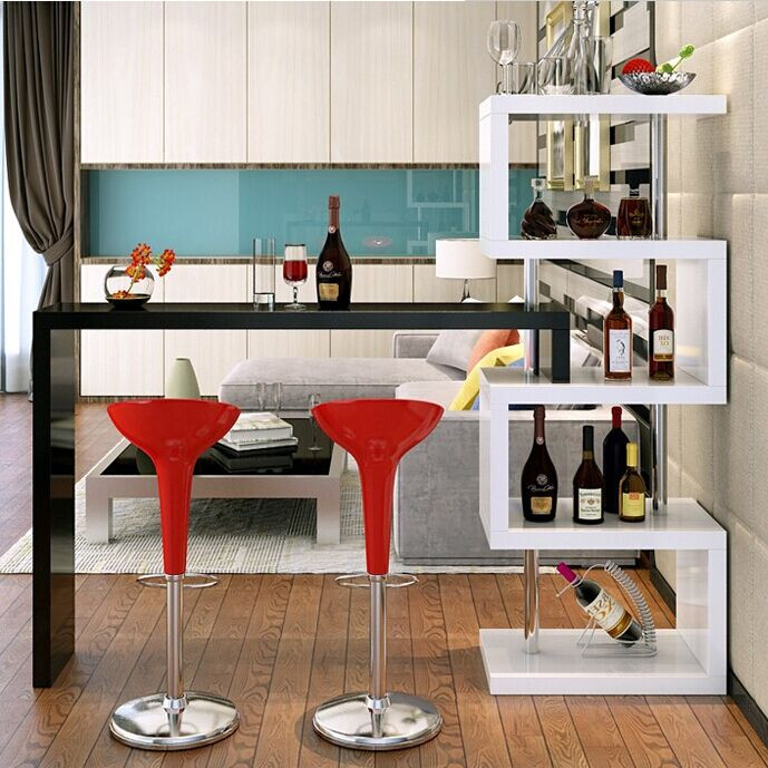 Small Bar For Living Room  Bar tables household living room cabinet partition wall
