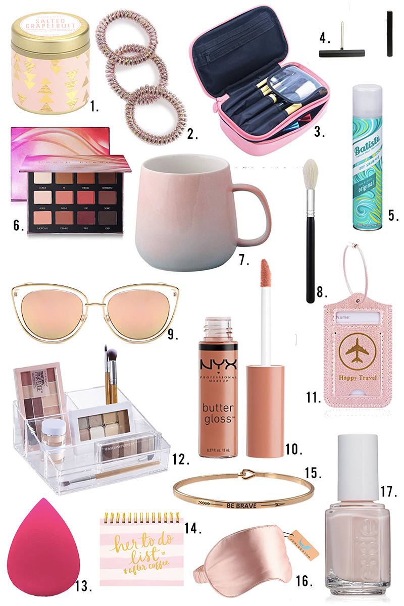 Small Gift Ideas For Girls  200 Ultimate Holiday Gift Guide Under $10 Citizens of