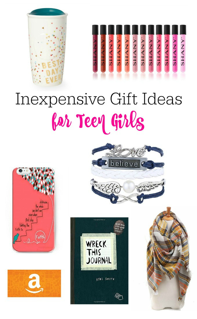 Small Gift Ideas For Girls  Inexpensive Gift Ideas For Teen Girls