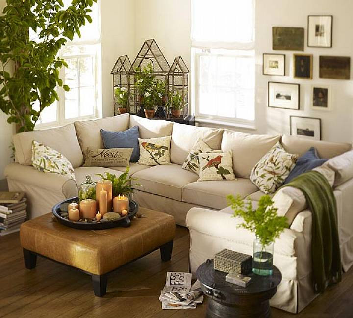 Small Living Room Decor Ideas  Break the Rules for Decorating Small Spaces