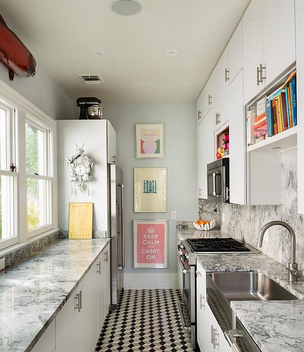 Small Narrow Kitchen Ideas  5 Awesome Kitchen Styles With Modern Flair